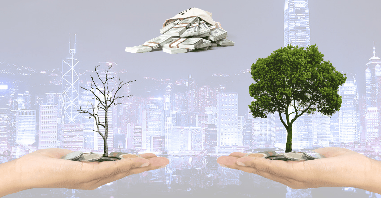 3sat – Geld regiert die Welt. Kann grünes Kapital die Welt retten?