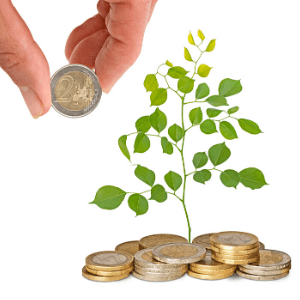 Nachhaltiges Investemt - grün Geld anlegen