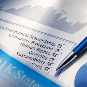 SRI - Socially Responsible Investment