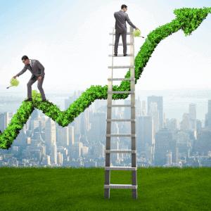 Grüne Geldanlagen: Privatanleger setzen verstärkt auf Nachhaltigkeit
